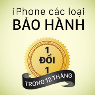 Thông báo iPhone bảo hành 1 đổi 1 trong 1 năm – áp dụng từ 26/4/2016