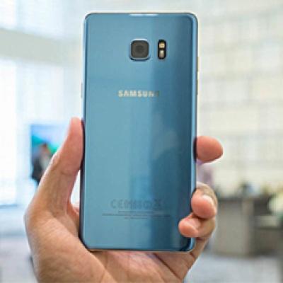 Trên tay Samsung Galaxy Note 7 - Bom tấn được mong chờ đã lộ diện!