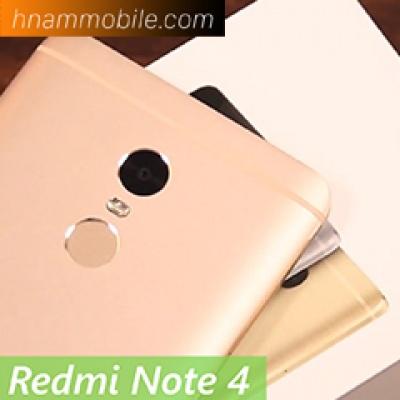 Xiaomi Redmi Note 4 chính thức ra mắt: THIẾT KẾ SANG, GIÁ BÌNH DÂN.