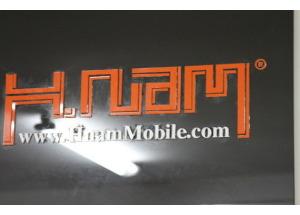 Lễ bốc thăm trúng thưởng Apple iPad 3G mừng sinh nhật 5 năm của Hnam Mobile.
