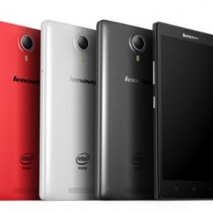 Lenovo ra smartphone RAM 4GB, giá rẻ hơn Zenfone 2