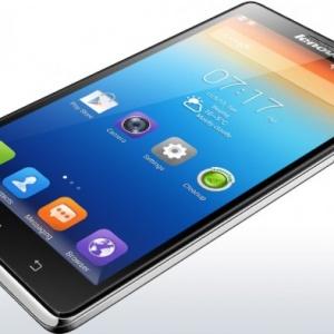 Lenovo tung smartphone RAM 4 GB đối đầu Zenfone 2