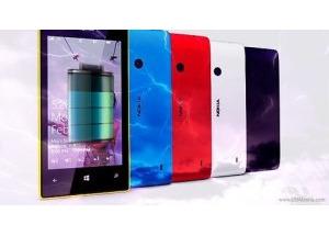 Lumia 520 cho thời gian đàm thoại và duyệt web ấn tượng