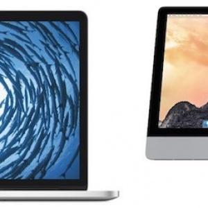 MacBook Pro 15-inch và iMac Retina 5K trình làng, giá từ 1999 USD