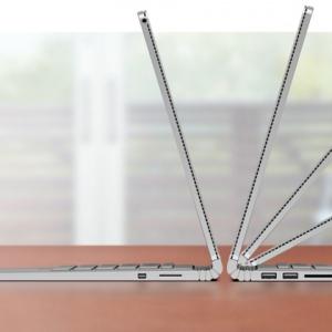 Microsoft bất ngờ công bố Surface Book - máy tính lai, Core i7 Skylake, pin 12 tiếng, giá 1499 USD