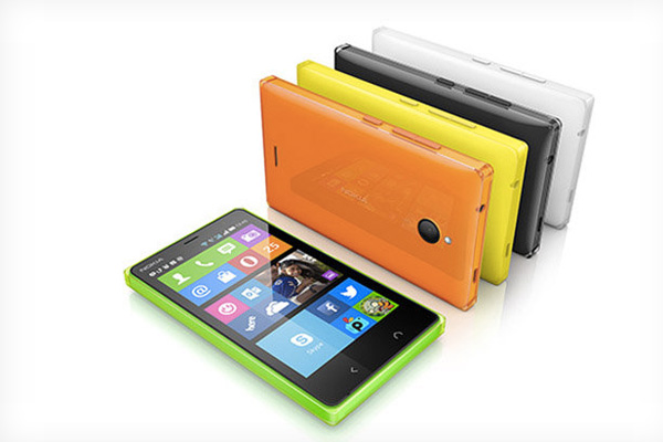Microsoft ra Nokia X2: RAM 1GB, camera 5MP