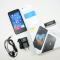 Mở hộp điện thoại Nokia Lumia 550 giá rẻ chạy Windows 10