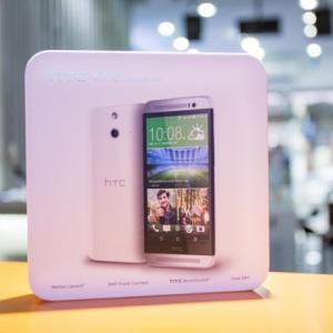 Mở hộp HTC One E8 Dual phiên bản 2015 giá sốc.