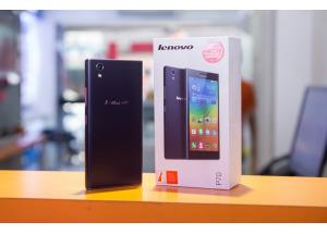 Mở hộp Lenovo P70 pin chờ 34 ngày tại Hnam Mobile