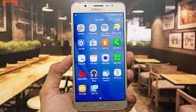 Mở hộp Samsung Galaxy J7 (2016) - màn hình lớn, chip exynos, pin khủng.