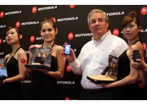 Motorola Defy chính thức đến VN