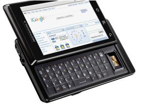 Motorola Milestone sắp lên Android 2.2