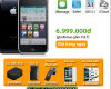 Mua iPhone 3GS chính hãng 2012, tặng quà 4.000.000đ tại Hnam Mobile
