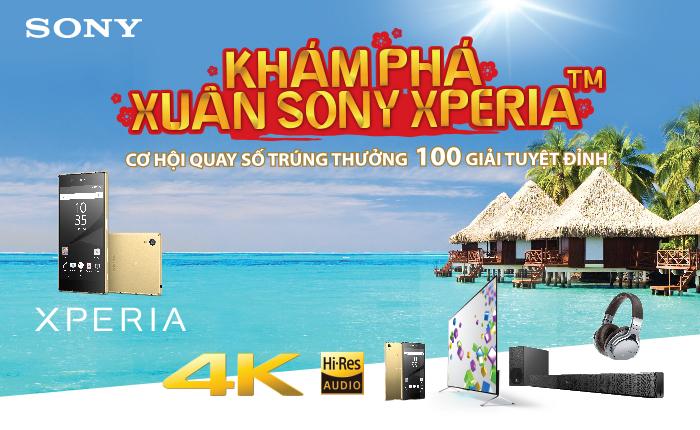 Mua Sony, đi du lịch Maldives miễn phí