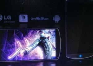 Nexus 5 màn hình OLED Full HD, camera 16 'chấm'