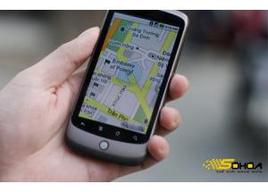 Nexus One cập nhật phần mềm có cảm ứng đa điểm