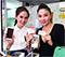 Ngọc Trinh mua iPhone 6 Plus, 2/2015