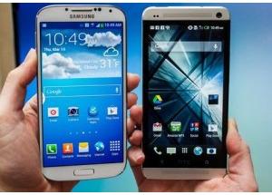 Những đối thủ của Galaxy S4 tại VN