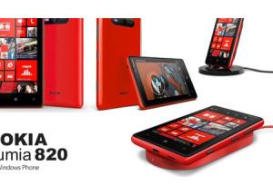 Nokia Lumia 820 - smartphone đáng mua dịp cuối năm