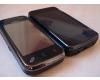 Nokia N97 Mini bên cạnh N900