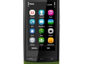 Nokia ra điện thoại Symbian tốc độ 1GHz