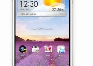 Oppo R1 chính thức ra mắt  -  Máy mỏng, thiết kế cao cấp