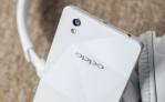 Review - Oppo Mirror 5 Có Mặt Lưng