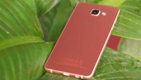 Review Samsung Galaxy A5 (2016) màu Pink Gold - Đẹp cá tính, cấu hình tốt