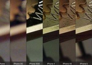 Sáu đời iPhone 'đọ' khả năng chụp ảnh