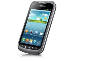 Smartphone 'hầm hố' chống nước và bụi của Samsung