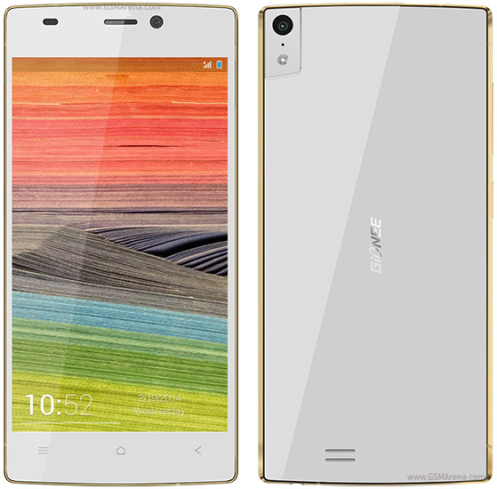 Smartphone Gionee S5.5 nâng cấp lên Android 4.4 KitKat