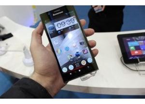 Smartphone Lenovo mạnh hơn Galaxy S4 bán đầu tháng 5