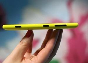 Smartphone siêu mỏng Nokia Lumia 720