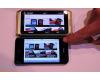 So màn hình iPhone 4 với Nokia E7