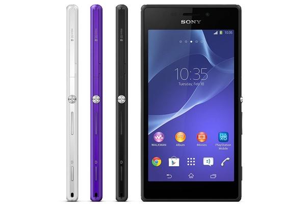 Sony Xperia M2 được cập nhật Android 4.4.2 KitKat