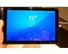 Tablet Z4 - máy tính bảng siêu mỏng của Sony