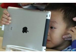 Thế hệ những đứa trẻ lớn lên cùng tablet, smartphone