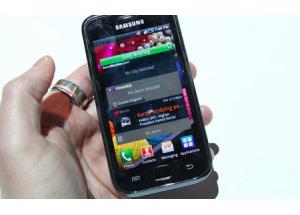 Thực tế siêu phẩm Samsung Galaxy S
