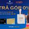 Trả góp bằng thẻ Shinhan Bank – Hưởng ngay lãi suất 0%