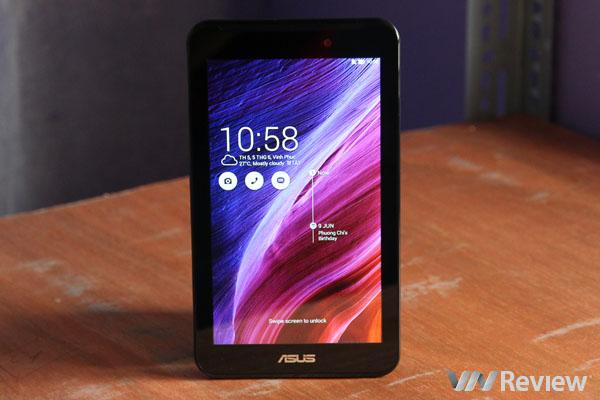 Trên tay Asus Fonepad 7 FE170 giá rẻ