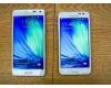 Trên tay bộ đôi nhôm nguyên khối Samsung Galaxy A5 và A3