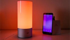 Trên tay đèn ngủ thông minh Xiaomi Yeelight