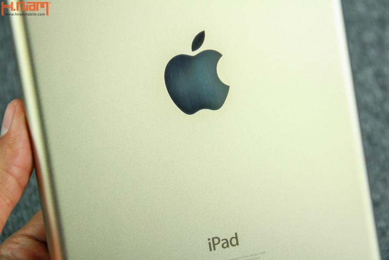 Trên tay iPad Mini 3 Gold  tại Hnam Mobile