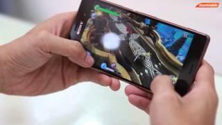 Trên tay nhanh Sony Xperia Z3