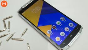 Trên tay Oukitel K10000 - smartphone có pin 10000mAh khủng nhất thế giới.