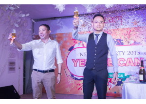 New Year Party 2015 sắp diễn ra tại Hnam Mobile