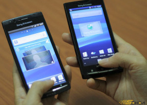Xperia Arc vs. Xperia X10