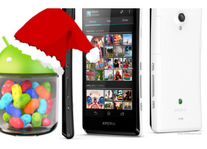 Xperia T bất ngờ lên Android Jelly Bean sớm