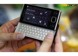 Xperia X2 cập nhật bản Windows Mobile 6.5.2