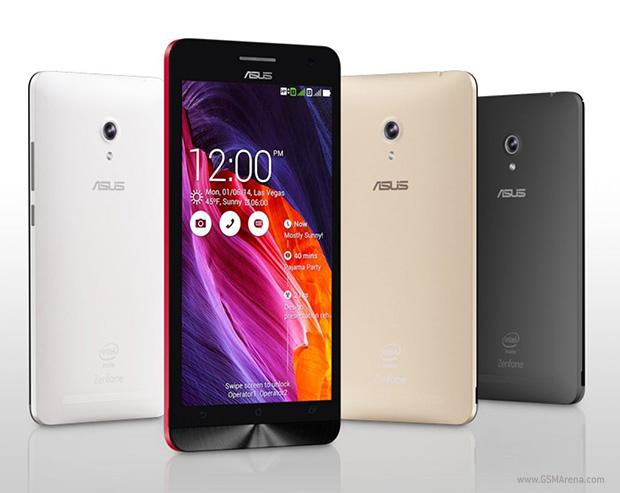 Zenfone 5 là smartphone tốt nhất 2014 tại Việt Nam